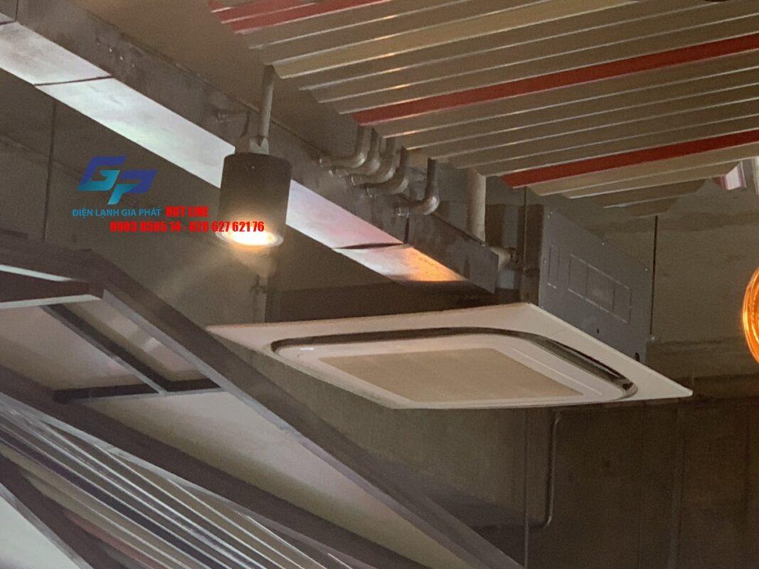 Dịch vụ sửa máy lạnh âm trần quận 2